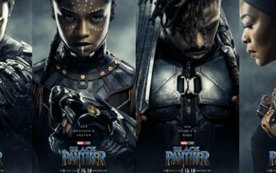 On Black Panther, Representation and Afrofuturism