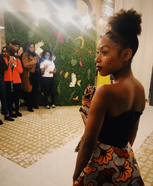 Spring has Sprung: B-UNIK African Wax Fashion Show in Paris